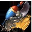 рыбак на зомби